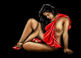 nud de primavara