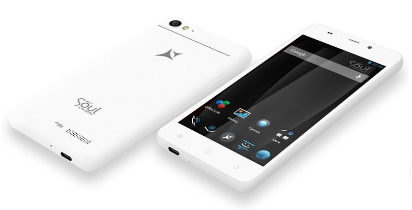 Telefon mobil Allview X1 Soul Mini, White