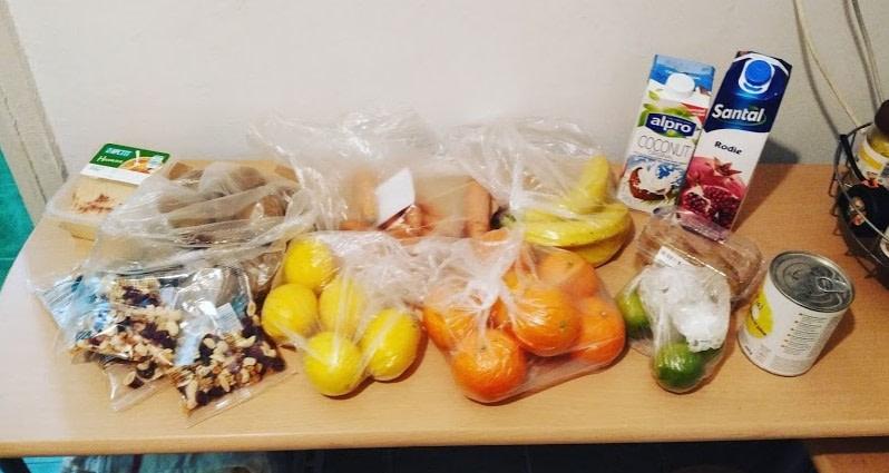 legume si fructe pentru blender