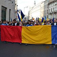 Constantin Niculae - Mars pentru Basarabia (București)