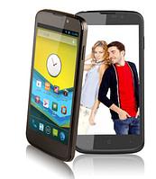 Telefon mobil UTOK 430Q, Dual SIM, Black