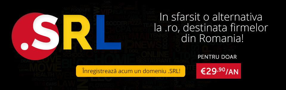 inregistrare domenii .srl