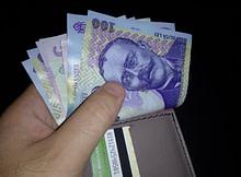 romanian money lei