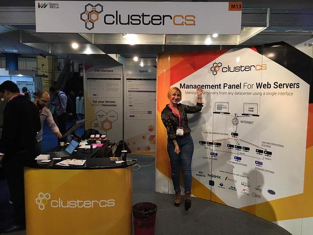 Iuliana Constantin - Directorul de comunicare si PR al ClusterCS