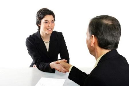 negociere la interviu